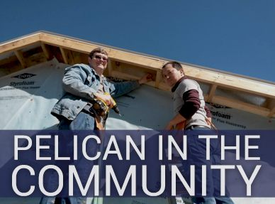 Pelican in the Community