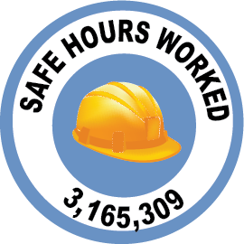 Pelican Energy Consultants Safe Hours Worked